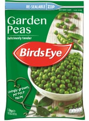 Birds Eye Frozen Garden Peas
