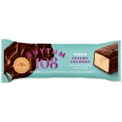 Rhythm 108 Gluten Free Vegan Super Coconut Chocolate Bars