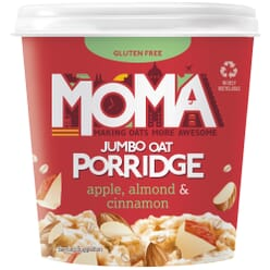 Moma Gluten Free Apple & Cinnamon Porridge Pots