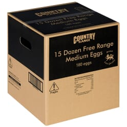 Country Range Medium Free Range Eggs