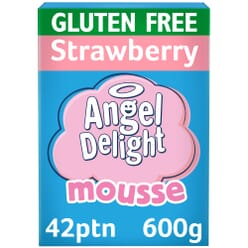 Angel Delight Strawberry Flavour Mousse