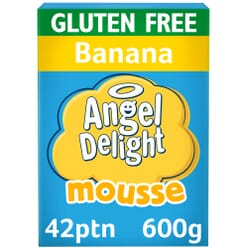 Angel Delight Banana Flavour Mousse
