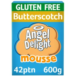 Angel Delight Butterscotch Flavour Mousse
