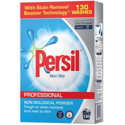 Persil Professional Non Biological Powder 130 Wash