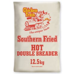 Chicken Train Southern Fried Hot Double Breader