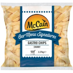 McCains Menu Signatures Gastro Chunky Chips