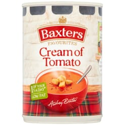 Baxters Cream of Tomato Soup