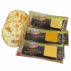 Ilchester Mixed British Cheese Portions