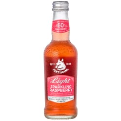 Fentimans Light Raspberry Sparkling Drinks