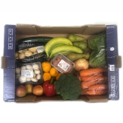 Fresh Fruit & Veg Seasonal Mixed Box
