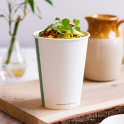 Vegware Compostable Hot Soup Container 32oz