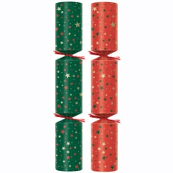 Swantex Bright Stars Christmas Crackers 9""