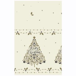 Swantex 'Tis The Season Christmas Swansoft Tablecovers 120cm