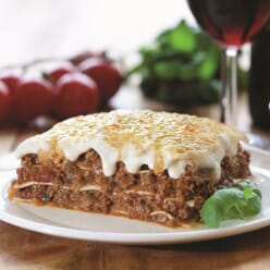 Wrights Frozen Beef Lasagne Meals