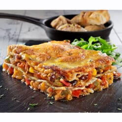 Wrights Frozen Vegetable Lasagne Meals