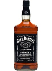 Jack Daniels No7 Tennesse Whisky 40%